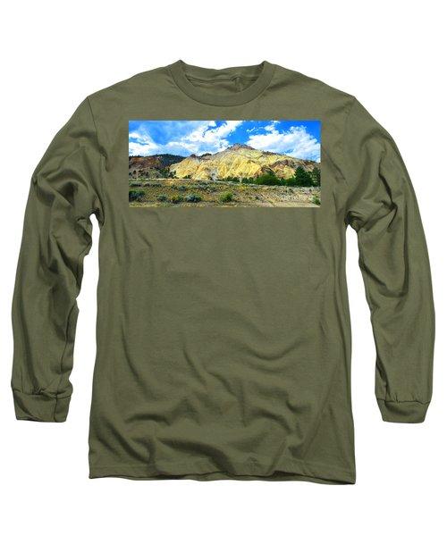 Big Rock Candy Mountain - Utah Long Sleeve T-Shirt