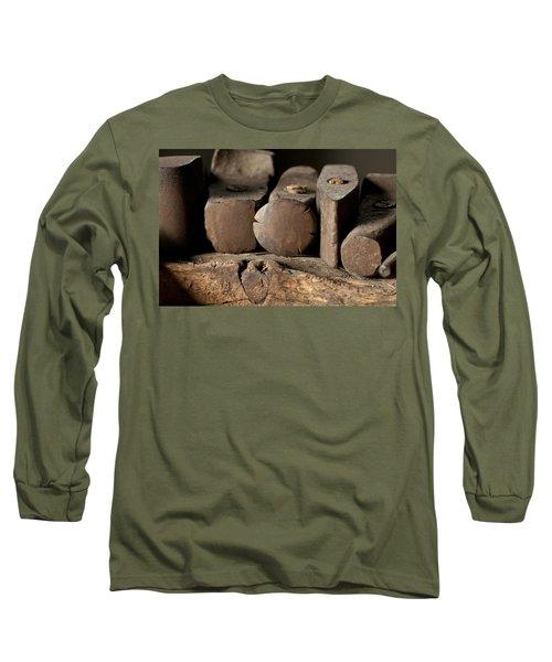 Blacksmith  Hammers Long Sleeve T-Shirt