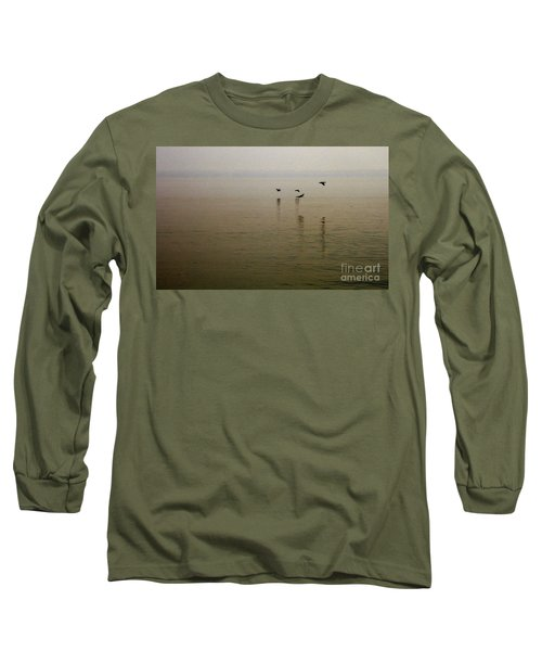 Bliss Long Sleeve T-Shirt by Clayton Bruster