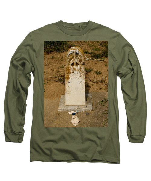 Bodega Bay Cemetery Long Sleeve T-Shirt
