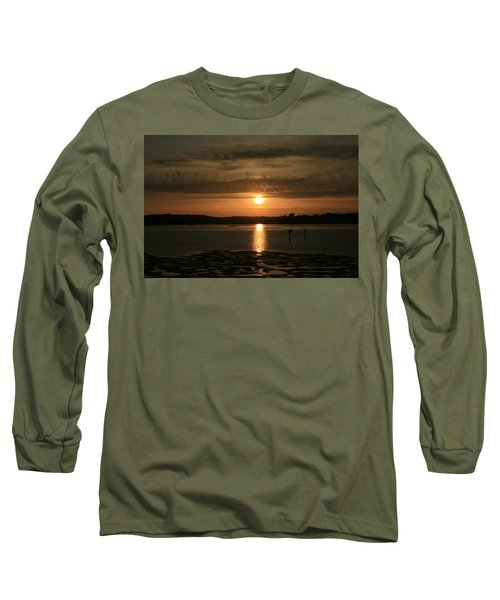Bodega Bay Sunset II Long Sleeve T-Shirt