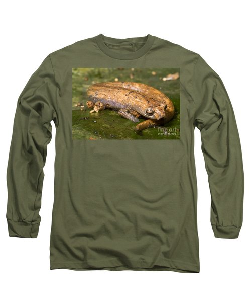 Bolitoglossine Salamander Long Sleeve T-Shirt