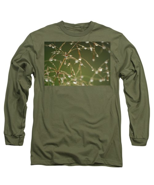 Branches Of Dew Long Sleeve T-Shirt