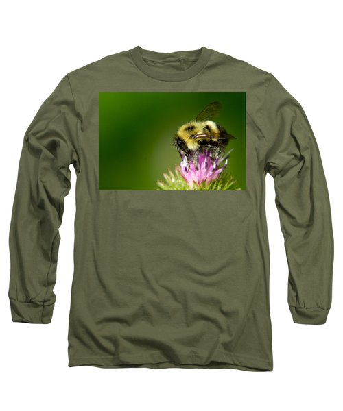 Busy Bee Long Sleeve T-Shirt