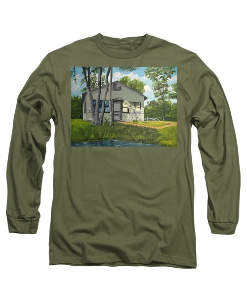 Cabin Up North Long Sleeve T-Shirt