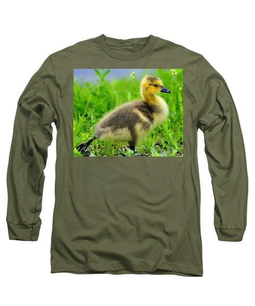 Canada Gosling Long Sleeve T-Shirt