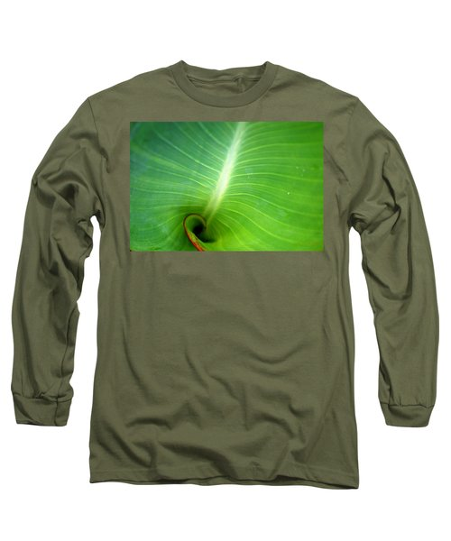 Canalilly Ear Long Sleeve T-Shirt