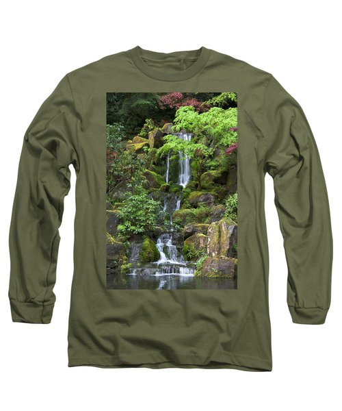 Cascading Waters Long Sleeve T-Shirt