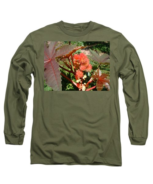 Long Sleeve T-Shirt featuring the photograph Castor by Mark Robbins