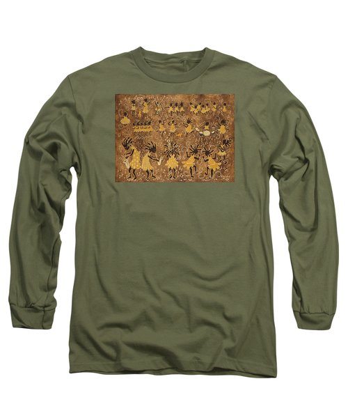 Celebration Long Sleeve T-Shirt by Katherine Young-Beck