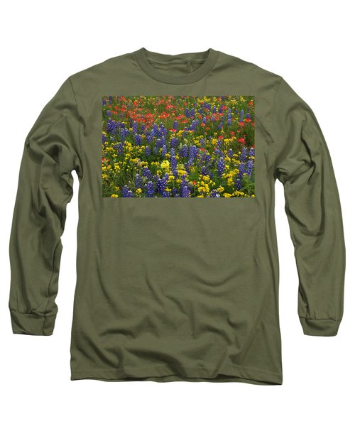 Central Texas Mix Long Sleeve T-Shirt