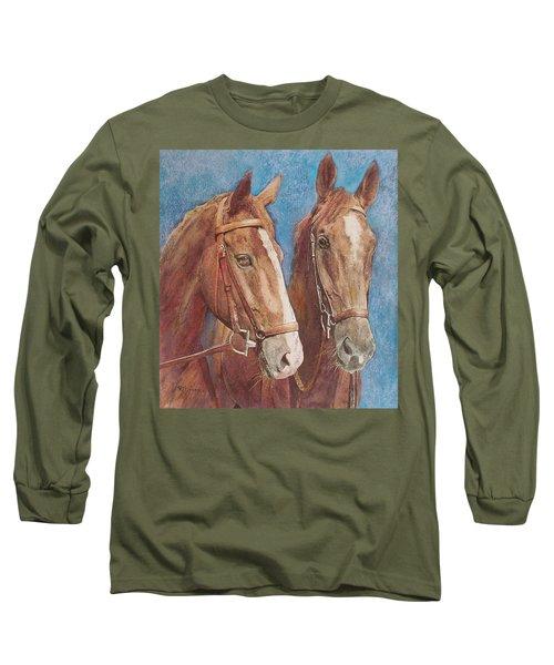 Chestnut Pals Long Sleeve T-Shirt