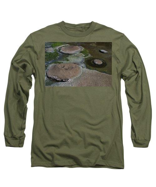 Circular Rock 2 Long Sleeve T-Shirt