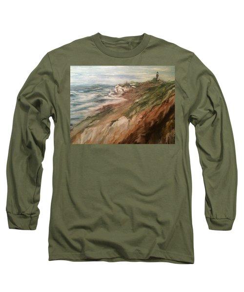 Cliff Side - Newport Long Sleeve T-Shirt