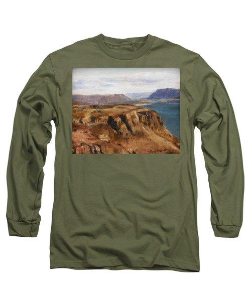 Columbia River Gorge I Long Sleeve T-Shirt