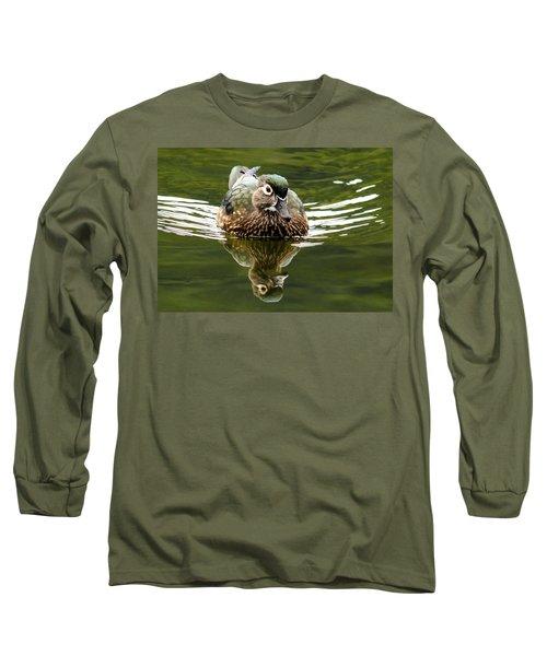 Coming At You Long Sleeve T-Shirt