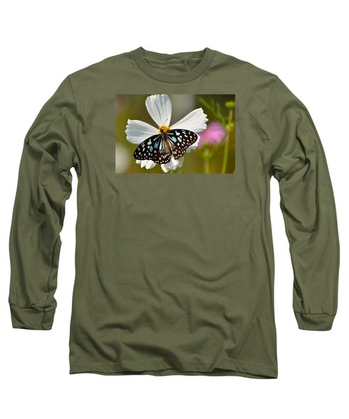 A Study In Contrast Long Sleeve T-Shirt