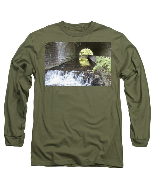 Long Sleeve T-Shirt featuring the photograph Corbetts Glen by William Norton