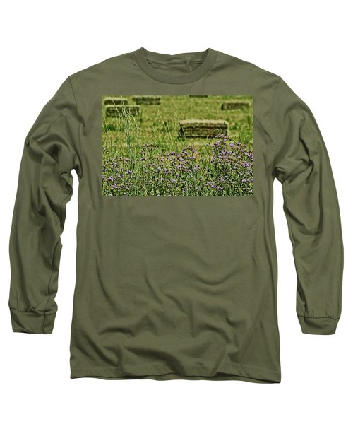 Country Gardens Long Sleeve T-Shirt