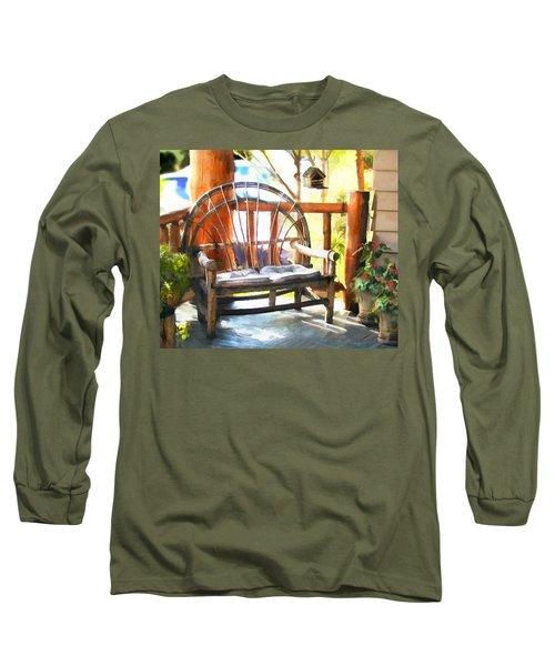 Cozy Corner Long Sleeve T-Shirt