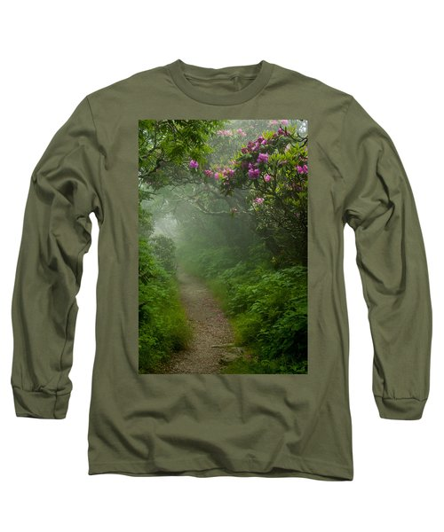 Craggy Path 2 Long Sleeve T-Shirt