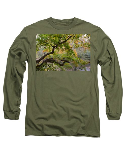 Crooked Limb Long Sleeve T-Shirt