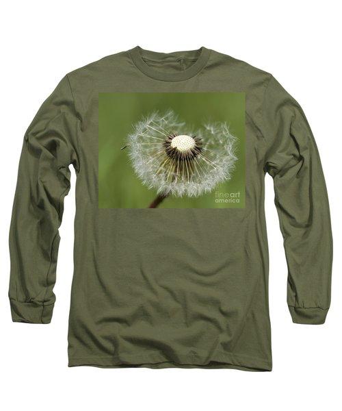Dandelion Half Gone Long Sleeve T-Shirt