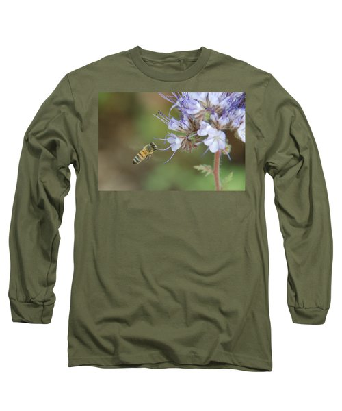 Long Sleeve T-Shirt featuring the photograph Dbg 041012-0310 by Tam Ryan