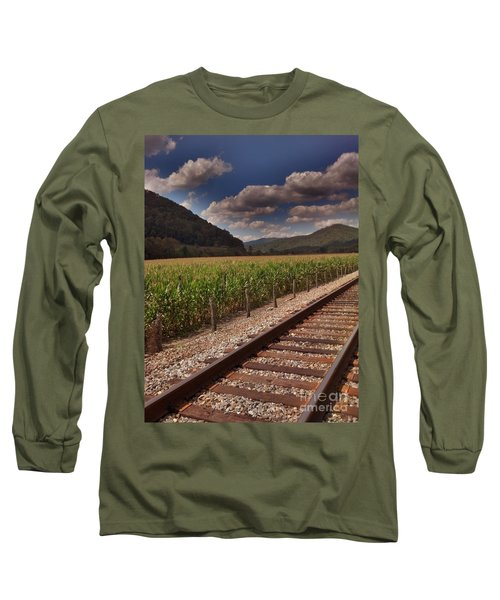 Long Sleeve T-Shirt featuring the photograph Del Rio Tennessee by Janice Spivey