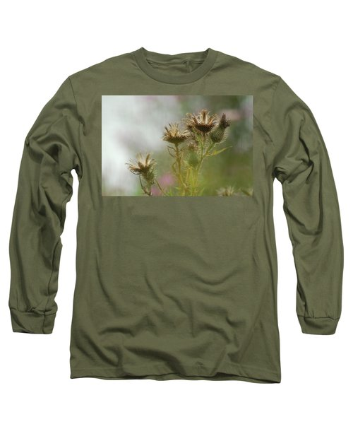 Long Sleeve T-Shirt featuring the photograph Delicate Balance by Tam Ryan