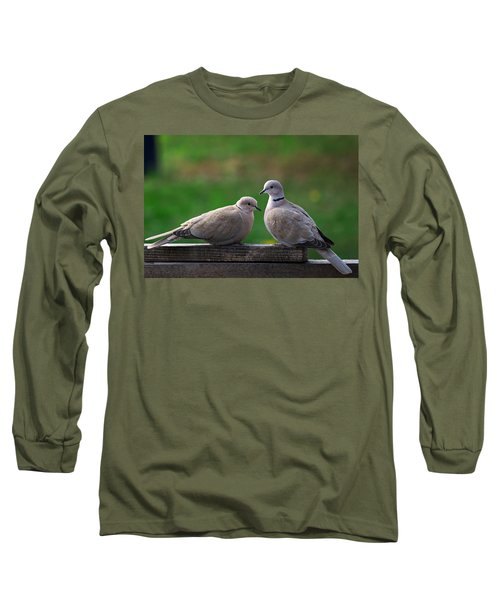 Doves Long Sleeve T-Shirt