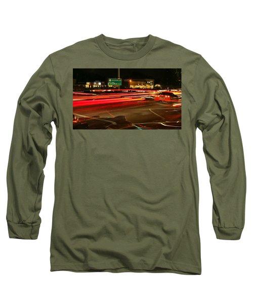 Long Sleeve T-Shirt featuring the photograph Dream Cruisin' by Gordon Dean II