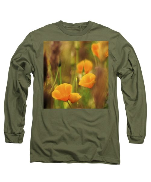 Dream Poppies Long Sleeve T-Shirt