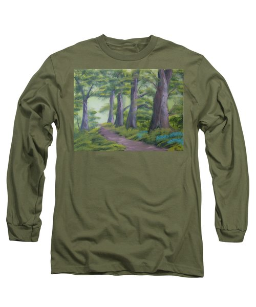 Duff House Path Long Sleeve T-Shirt