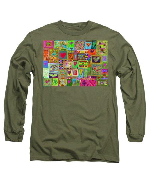 find U'r Love found    v15 Long Sleeve T-Shirt