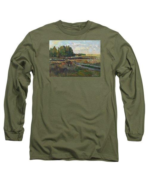 Gentle Autumn Long Sleeve T-Shirt