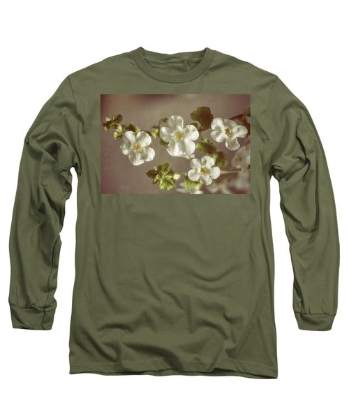 Giant Snowflakes Long Sleeve T-Shirt