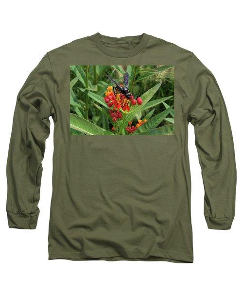 Giant Wasp Long Sleeve T-Shirt