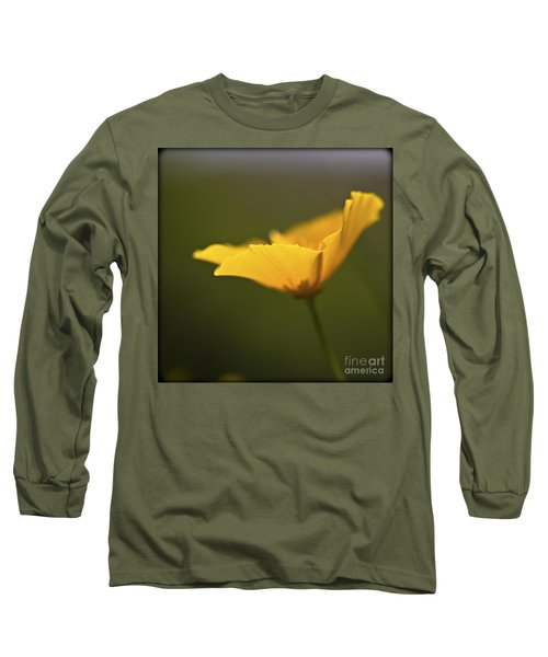 Golden Afternoon. Long Sleeve T-Shirt by Clare Bambers