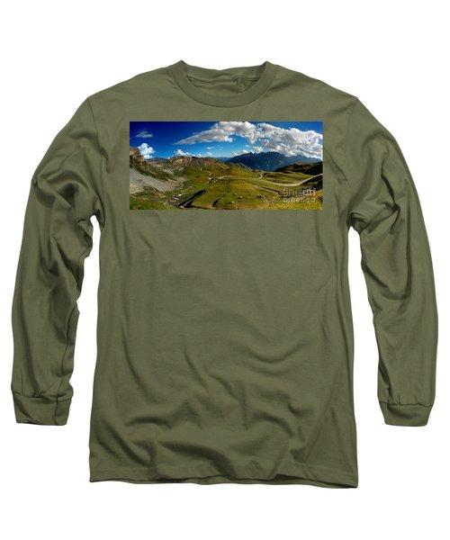 Grossglockner High Alpine Road Long Sleeve T-Shirt