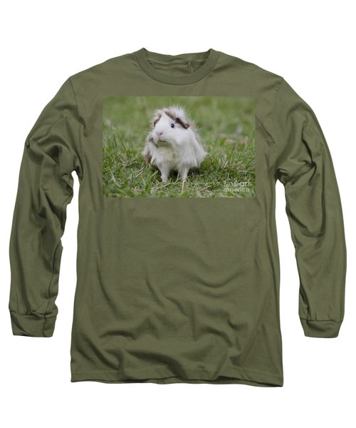 Have You Seen My Hairspray? Long Sleeve T-Shirt by Jim And Emily Bush