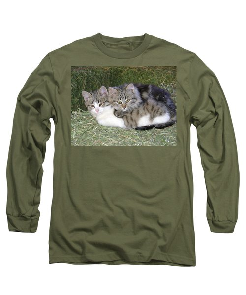 Haystack Buddies Long Sleeve T-Shirt