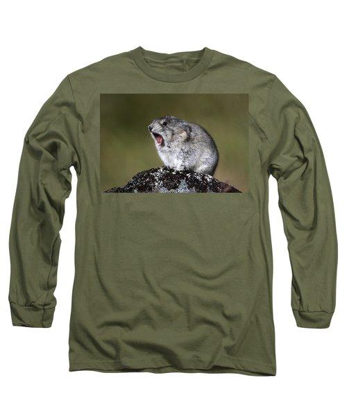 Hear Me Roar Long Sleeve T-Shirt