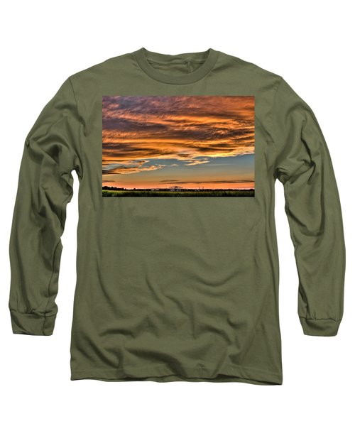 High Pressure Dominating Long Sleeve T-Shirt