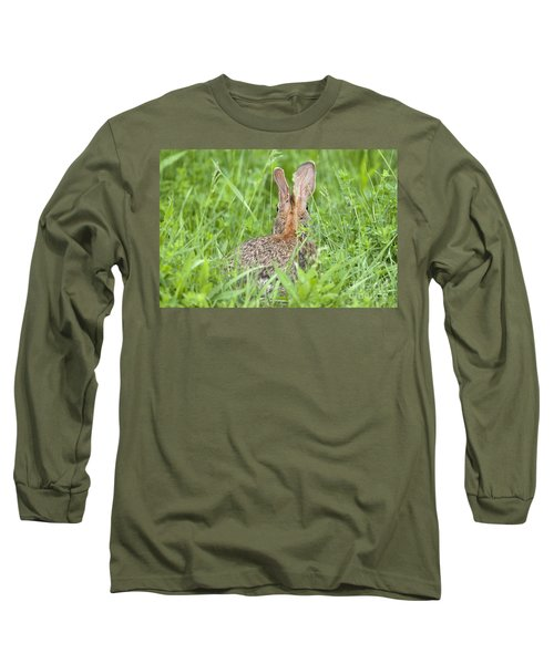 Long Sleeve T-Shirt featuring the photograph I Still See You by Jeannette Hunt