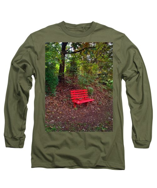 Long Sleeve T-Shirt featuring the photograph Inviting by Janice Spivey