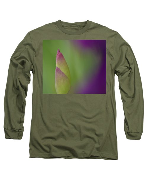 Iris-istible 1 Long Sleeve T-Shirt