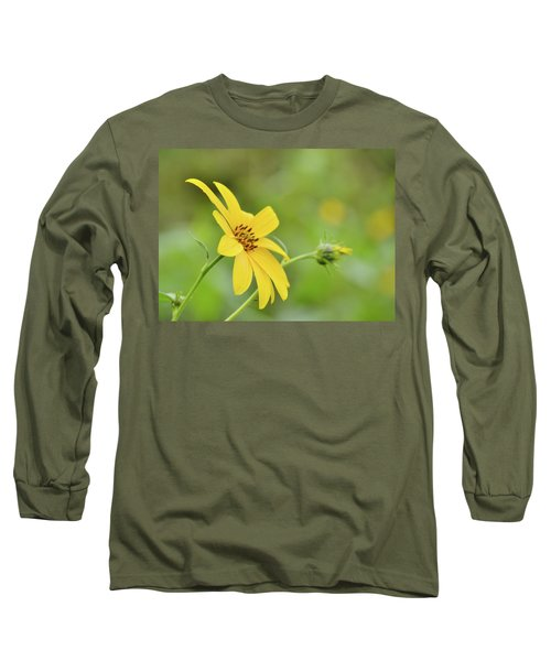 Jerusalem Gold Long Sleeve T-Shirt