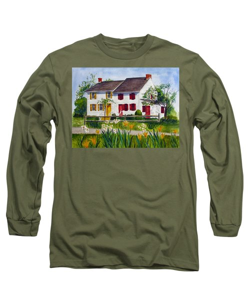 John Abbott House Long Sleeve T-Shirt