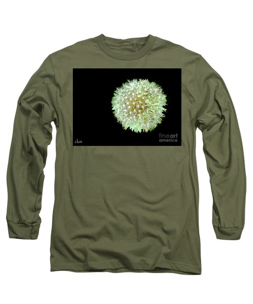 Just Dandy Long Sleeve T-Shirt by Cindy Manero